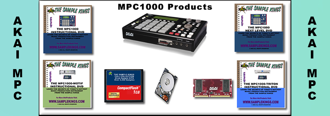 MPC1000 Products