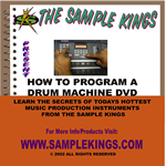 how to program a drum machine DVD