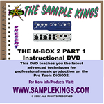protools mbox instructional dvd