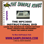 akai mpc3000 instructional dvd