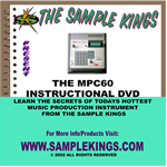 akai mpc60 instructional dvd