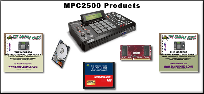 mpc2500 products