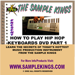 how to play hip hop keyboards DVD part 1