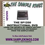 SP1200 instructional DVD